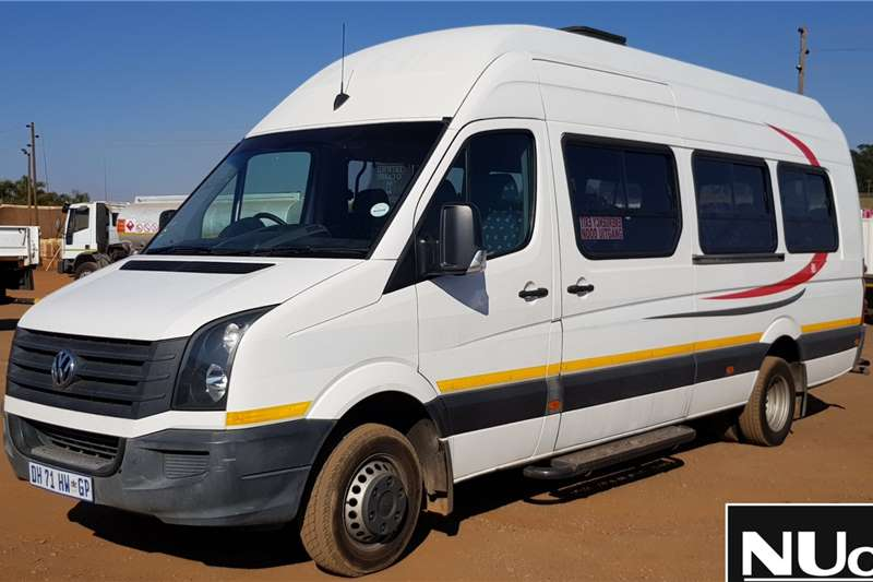 VW Buses VW TDI Crafter 22 Seater Mini Bus