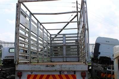 VW 15 180 Cattle body trucks