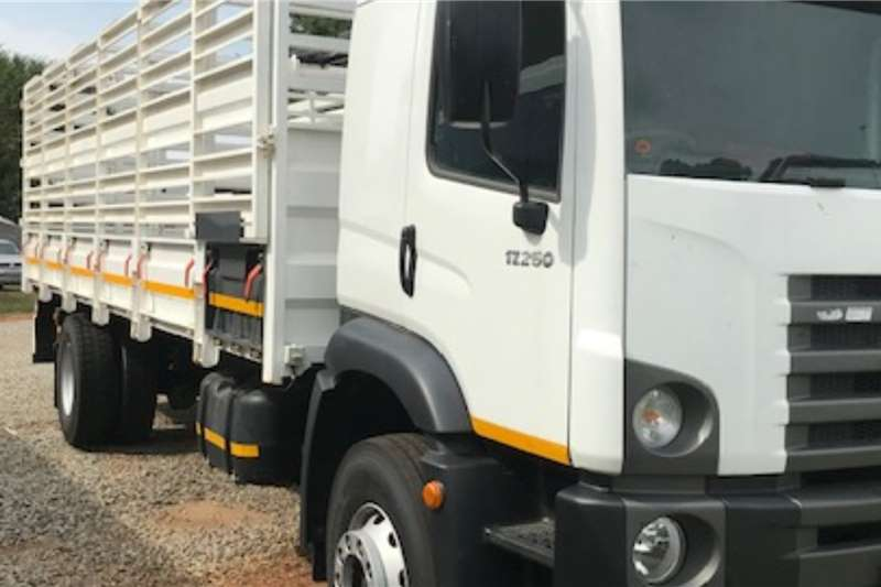 VW Cattle body trucks VW 17 250 BB M 4X2 2020