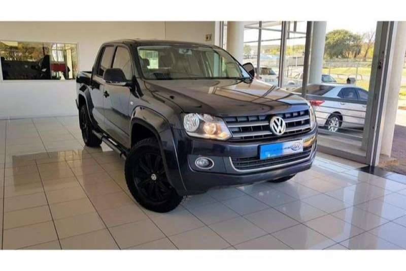 VW LDVs & panel vans AMAROK 2014