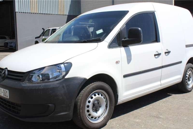 VW LDVs & panel vans Caddy 2014