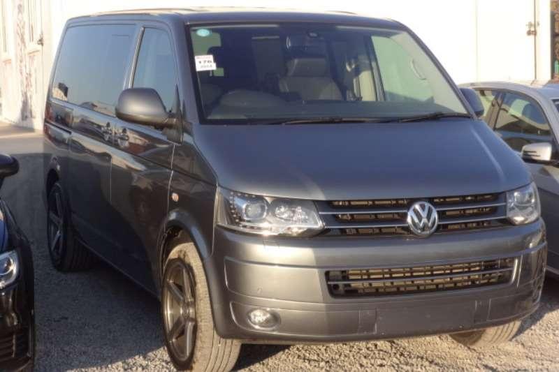 VW LDVs & Panel Vans Caravelle T5 2.0 Bi-TDi DSG A/T (7 Seater) 2014