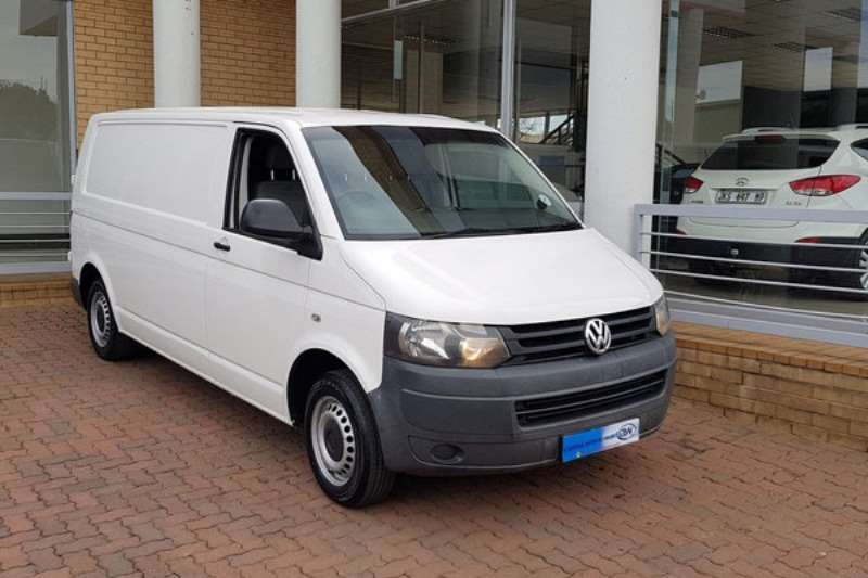 VW LDVs & panel vans Transporter Panel Van 2011