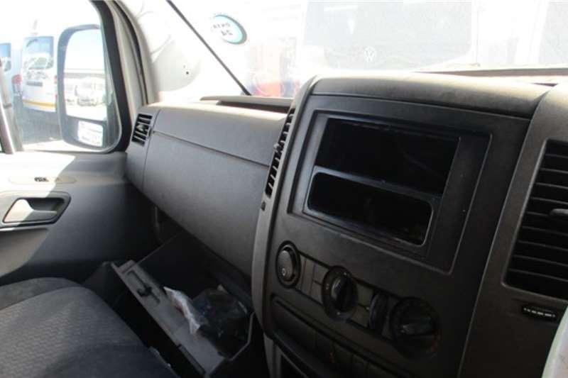 VW Volkswagen Crafter Tdi Mini Bus LDVs & panel vans