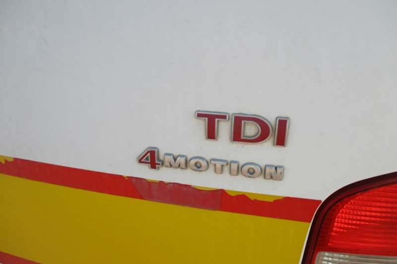 VW LDVs & panel vans Volkswagen TDI 4 Motion Ambulance 2010