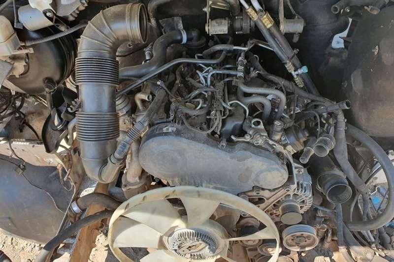 VW LDVs & panel vans VW Crafter CKT 2.0tdi single turbo engine