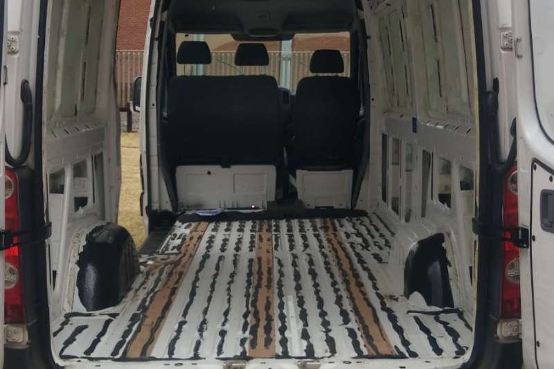 VW VW CRAFTER Panelvan R219000 LDVs & panel vans