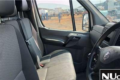 VW VW TDI CRAFTER PANEL VAN LDV LDVs & panel vans