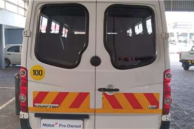 VW VW Crafter Bus for sale Personnel carrier trucks