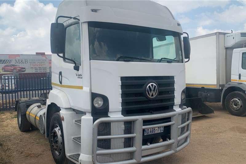 VW 19 320 TITAN 4X2 T/T Truck