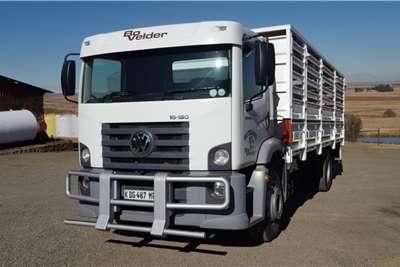 VW Constellation 15 180 Cattle Body Truck