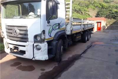 VW Dropside 2013 VW Constellation 24.250 6×2 2x Units Availabl Truck