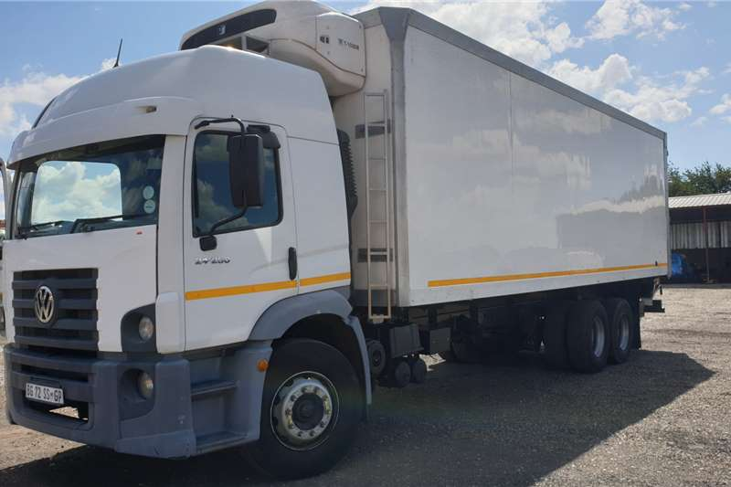 VW Truck Fridge truck Constellation 24.250 2011