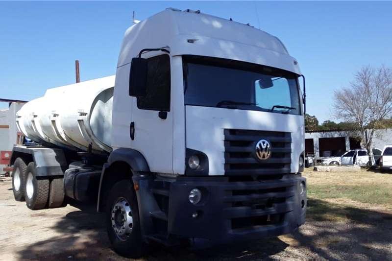 VW Truck VW 15000L water tanker 2011
