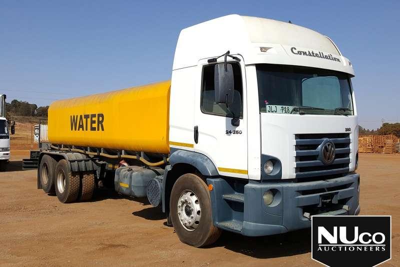 VW Truck Water tanker VW CONSTELLATION 24 250 WATER TANKER
