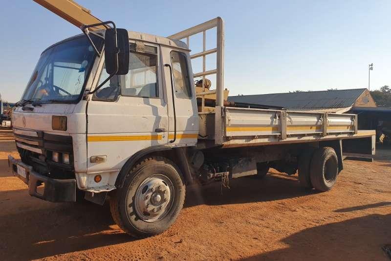 Warrior Truck Dropside 14 160 (8T) 2002