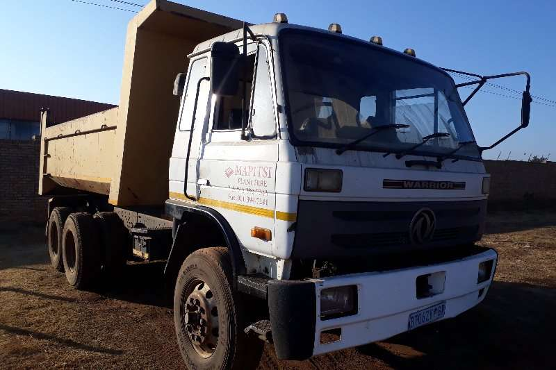 Warrior Truck Tipper 10 M3 TIPPER 2007