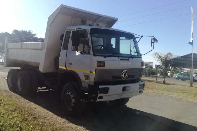 Warrior Truck Tipper 26 300 2011