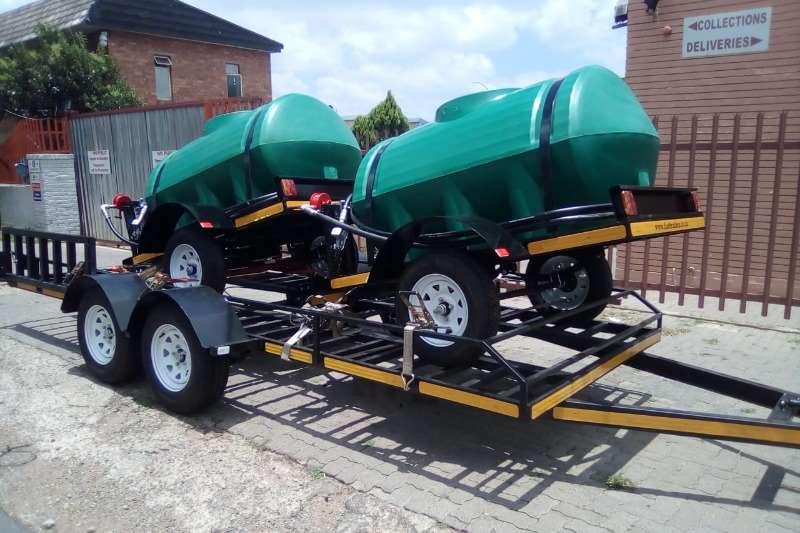 Water bowser 1000 liter bowser 2019
