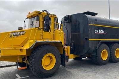 DezziAD30B 27000L Water truck Water bowser trucks