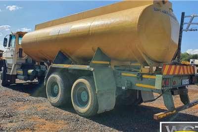 SAMAG 120 WATER TANKER Water bowser trucks