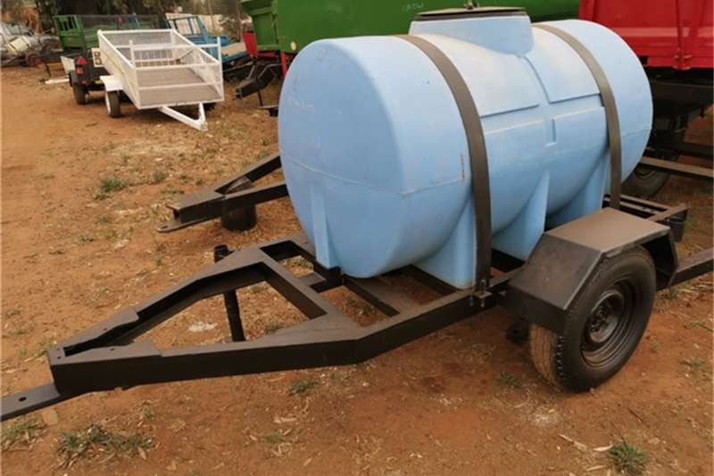 Water Trailers
