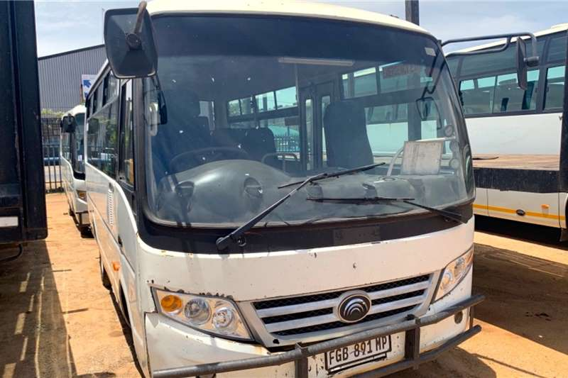 Yutong Buses 22 seater ZK6608DM 2010