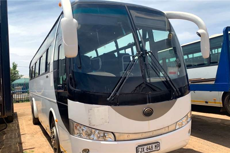 Yutong Buses ZK6100HB 45 SEATER 2010