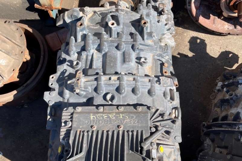ZF Gearboxes ZF 12 AS 2131 GEARBOX Truck spares and parts