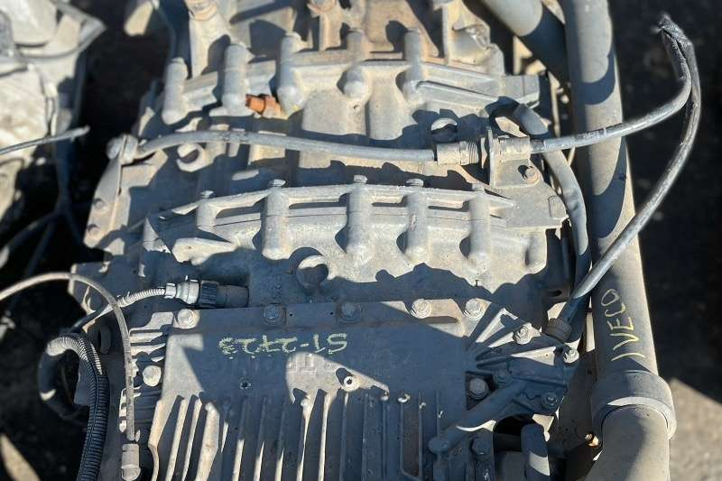 ZF Gearboxes ZF 42 AS 1931 GEARBOX Truck spares and parts